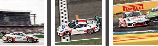 FACH AUTO TECH - Hockenheimring race red-flagged early