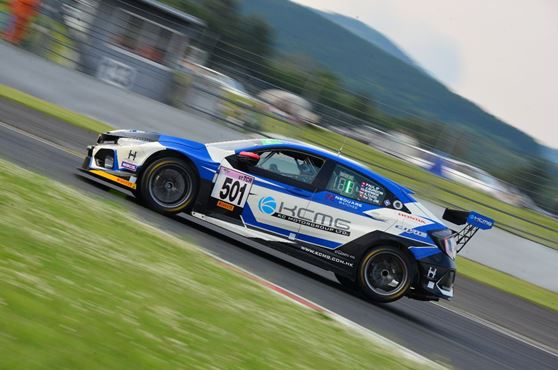 KCMG aims for return to Super Taikyu podium at Autopolis