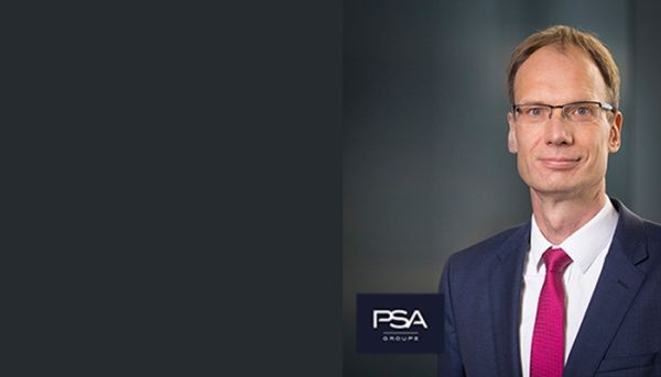 Appointment of Michael Lohscheller to the Managing Board of Groupe PSA