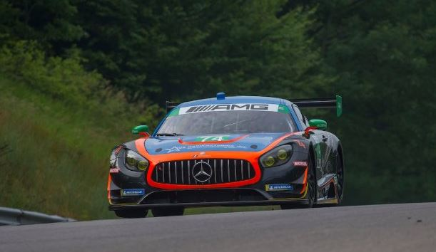 Lone Star Racing Off To Road America For IMSA GT Daytona Race