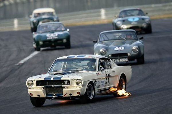 AvD Oldtimer Grand Prix Nürburgring -Three days of historic motorsport action