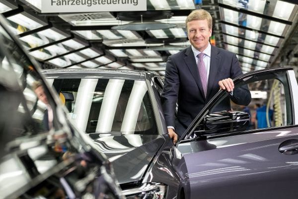 Oliver Zipse appointed new Chairman of the Board of Management of BMW AG