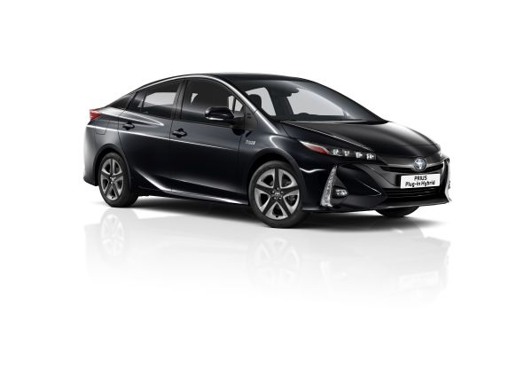 New Toyota Prius Plug-in Hybrid full of high-tech and now with 5-seats.