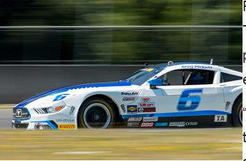 Pickett Leads TransAm race from Flag to Flag in Portland TA West