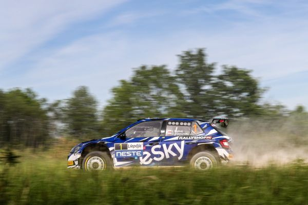 Title battle tightly poised as ERC revs up for Poland
