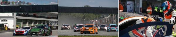 Red Camel-Jordans.nl retains TCE lead at the Hankook 12H BRNO after three hours
