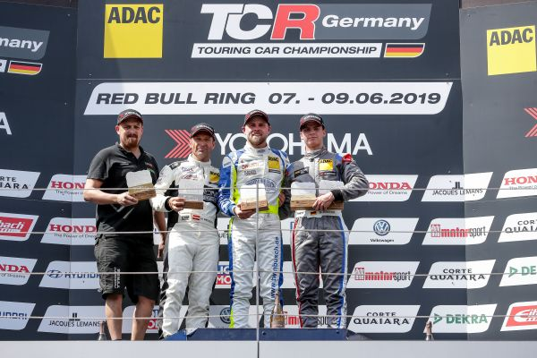 ADAC TCR Germany Red Bull Ring race 2 classification