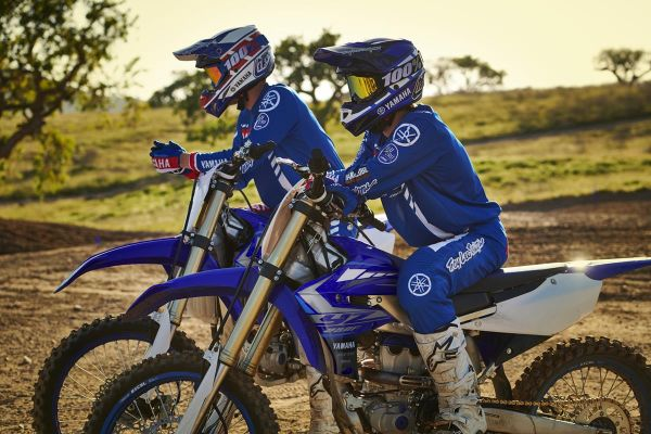 Yamaha reveals the 2020 Off-Road YZ range - automobilsport com