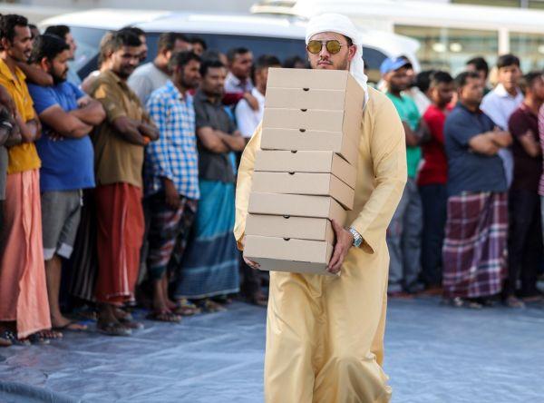 Iftar dinners served to 10,000 labourers to mark Laylatul-Qadr