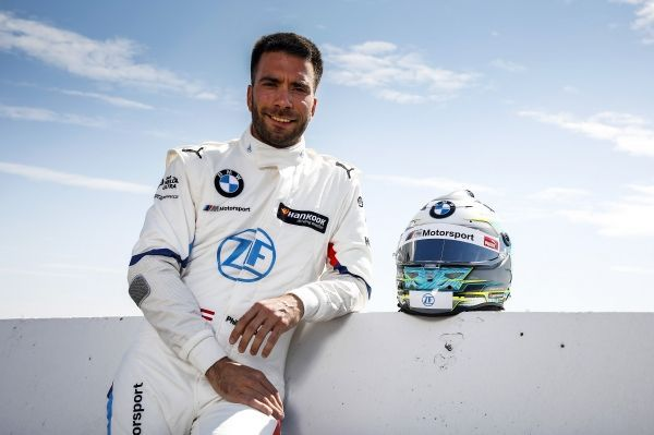 Interview with BMW works driver Philipp Eng