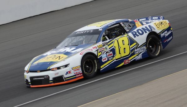 A Top Five Finish for Alex Tagliani in Round 2 of the NASCAR Pinty's Series at Jukasa Motor Speedway