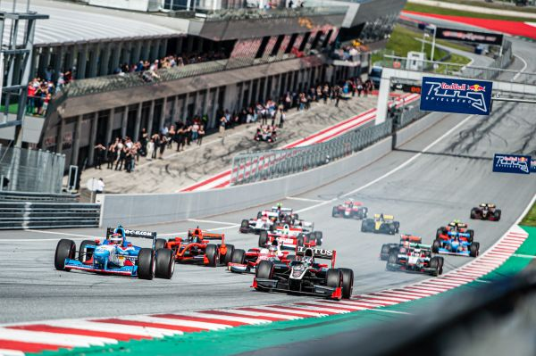 BOSS GP races 3 and 4 at Pirelli Masters Red Bull Ring