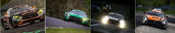 BLACK FALCON successfully completes final rehearsal on the Nürburgring Nordschleife