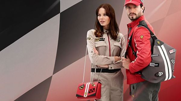New Accessories from the Freccia Scuderia Ferrari Capsule Collection - MADE IN ITALY