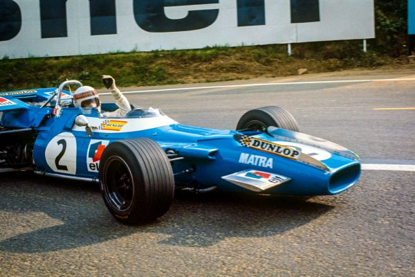 MATRA World Champion, 50th anniversary celebration