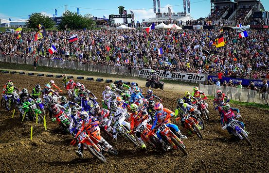 MXGP field fired up for French GP