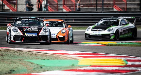 Mid-season by the sea for the Porsche Carrera Cup Benelux