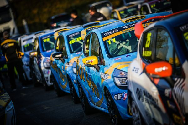 Renault Clio Cup France, Imola Entry List