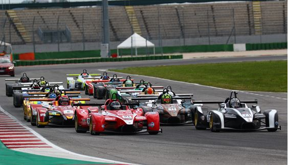 The Italian Sports Prototypes on Wolf Racing Cars confirms its spectacle in Misano