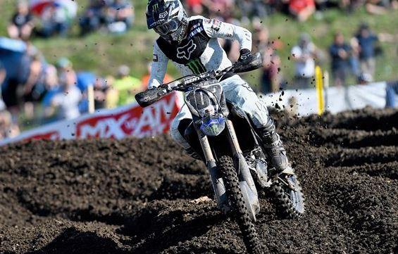 Monster Energy Yamaha Factory Racing's Ferris and Barcia Score A Pair of Top 10s at Thunder Valley