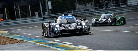 AT Racing - Michelin Le Mans Cup races review