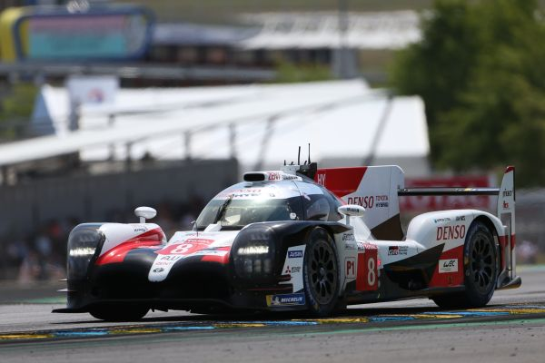 24h Le Mans 2019 overall final result by CLASS LMP1