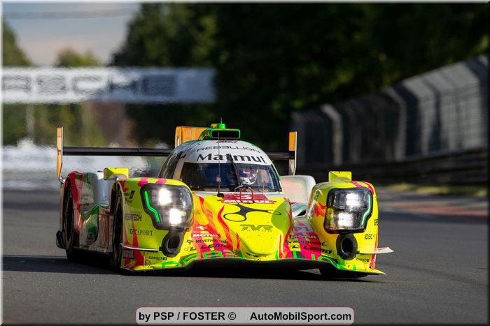 Heartbreak for Menezes after 'drive of his life' at Le Mans