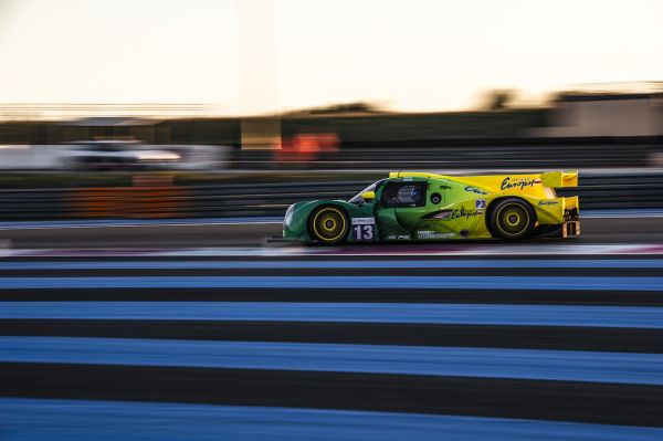 Inter Europol Competition - Clear target for the #13 LMP3 at Barcelona