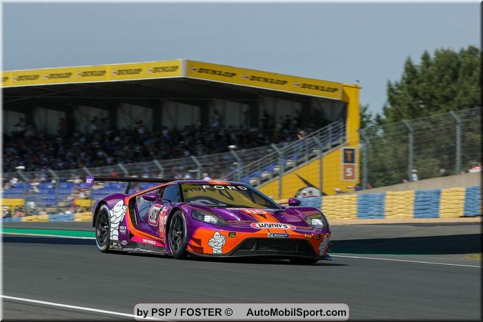 24h Le Mans 2019 overall final result by CLASS LMGTE AM