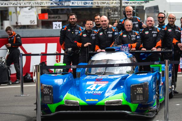 Perfect strategy from Villorba Corse at the 24 Hours of Le Mans
