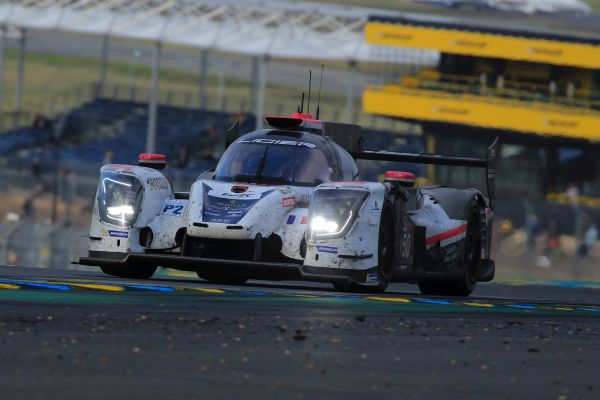 Larbre finishes 17th overall in 2019 24h Le Mans