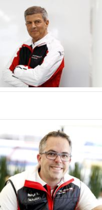Porsche comments prior to the WEC prologue in Barcelona