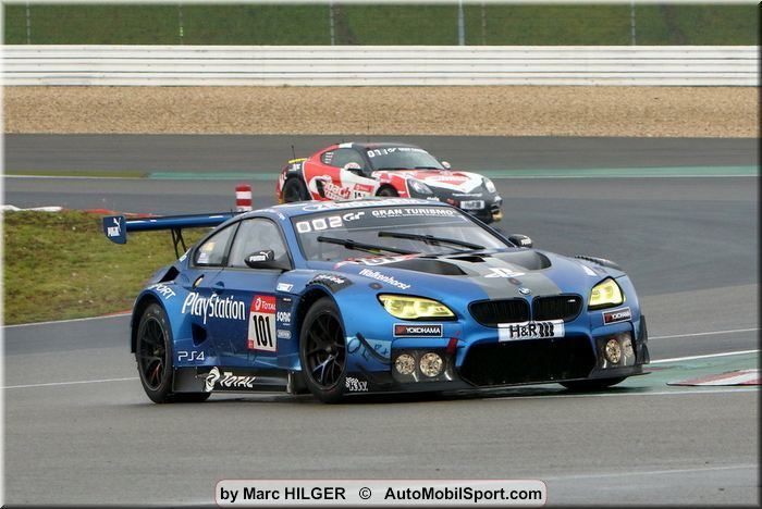 Best-placed BMW starts the Nürburgring 24 Hours from 13th place.