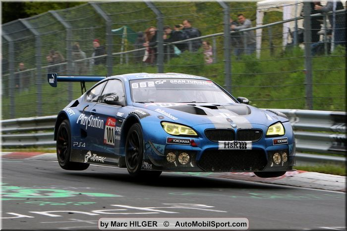 "Nick Yelloly ready for the ""Green Hell"" as he takes on the 24 Hours of Nürburgring"