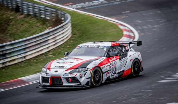 TOYOTA GAZOO Racing Takes on the Challenge of 24 Hours of Nürburgring Endurance Race