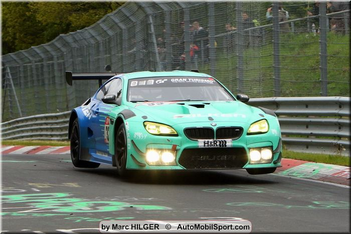 FALKEN Motorsports reaches sixth place at the Nürburgring
