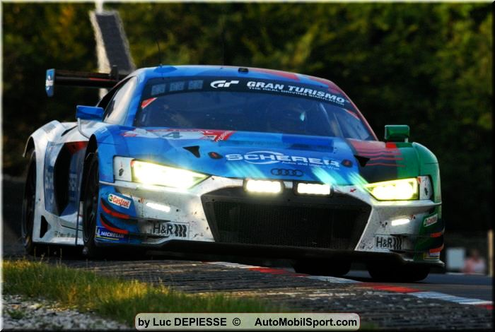 Audi with Dries Vanthoor takes 24h Nürburgring race 2019 in furious finall
