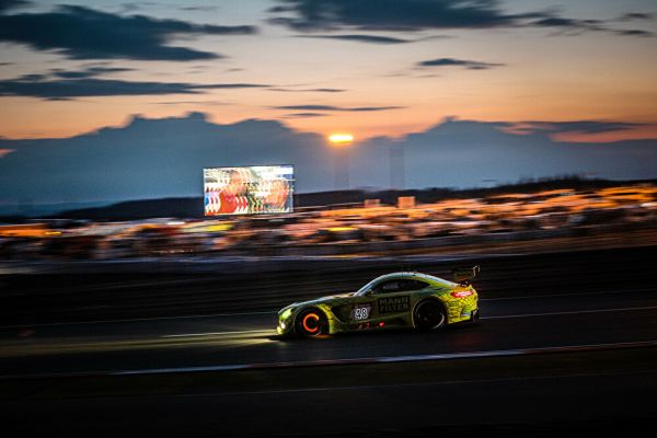 Impressions from 24h Nürburgring night qualifying