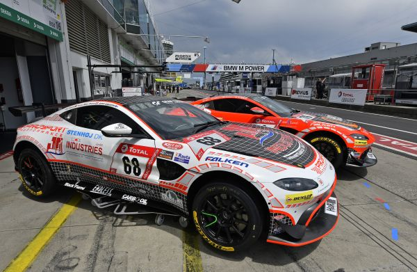 PROsport Performance with Aston Martin: No home game like any other