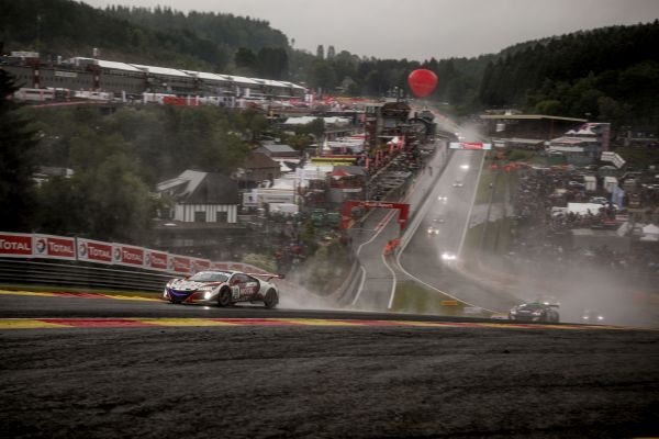 Mission accomplished for Mario Farnbacher in 24h Spa debut