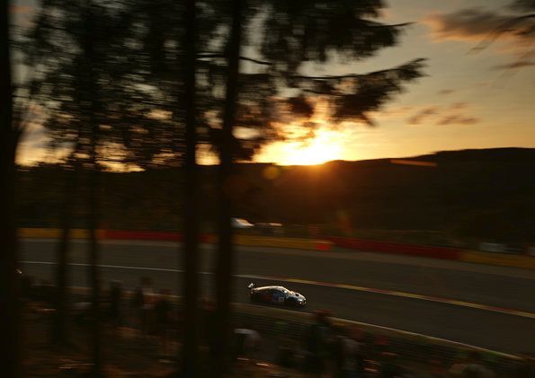 24 hours of Spa - The Audi Sport customer racing teams and drivers