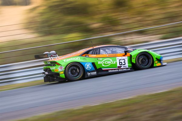 GRT Grasser Racing Team will tackle 24 Hours of Spa-Francorchamps with two cars