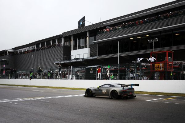 Disappointment for R-Motorsport in the 24 Hours of Spa