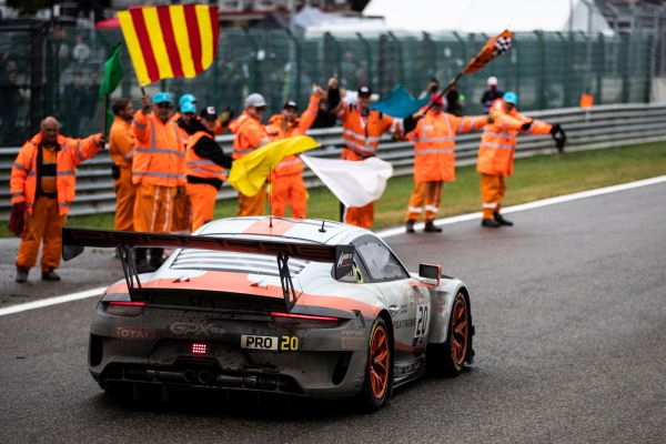 GPX Racing overcomes the pitfalls to win the 24 Hours of Spa with panache!