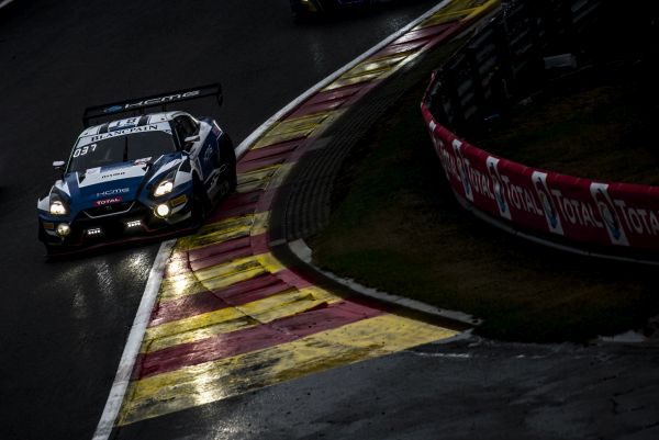 KCMG overcomes drama as morning breaks on 24h Spa 2019
