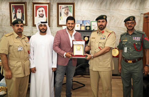 Dubai Police receives recognition for support at Ramadan event for 10,000 labourers