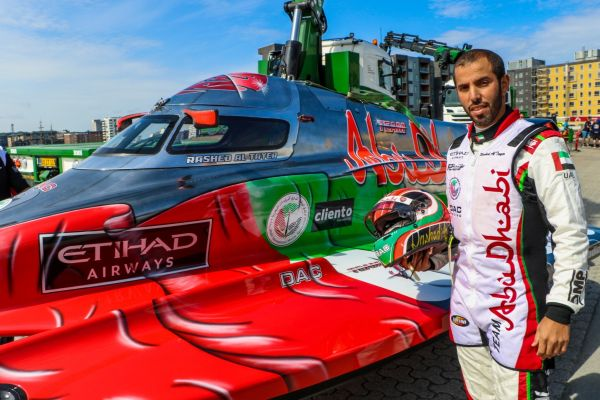 Rashed Al Tayer switches World title targets in Lithuania