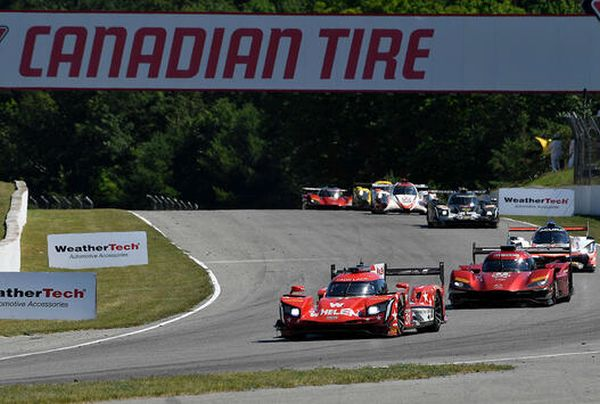 Mobil 1 SportsCar Grand Prix presented by Acura - Canadian Tire Motorsport Park notes