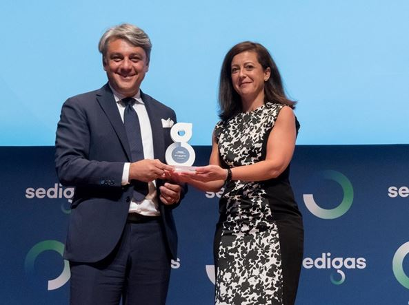 "SEAT receives the ""Energy and Sustainability"" award"