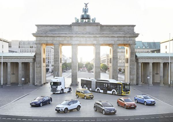 Volkswagen Group and industry partners from the energy economy further expand CNG mobility